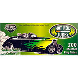 Hot Rod Tubes - Menthol 100mm (200 pack)