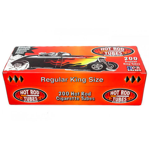 Hot Rod Tubes - Regular 100 mm (200 pack)