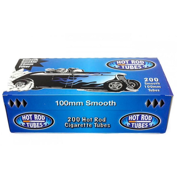 Hot Rod Tubes - Smooth 100 mm (200 pack)