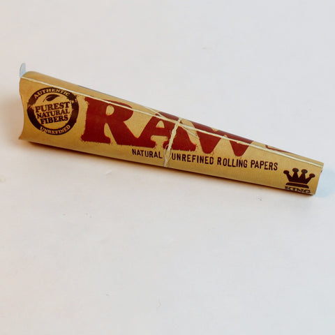 RAW Classic Cones King Size - (3 pack)