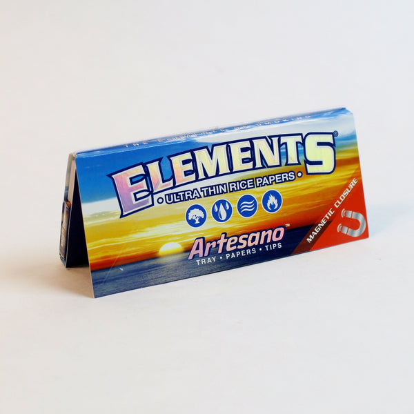 Elements Artesano King Size - (33 per book)