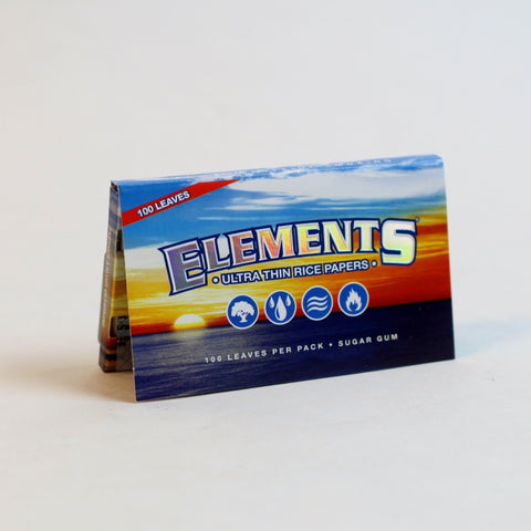 Elements Single Wide - (100 per book)