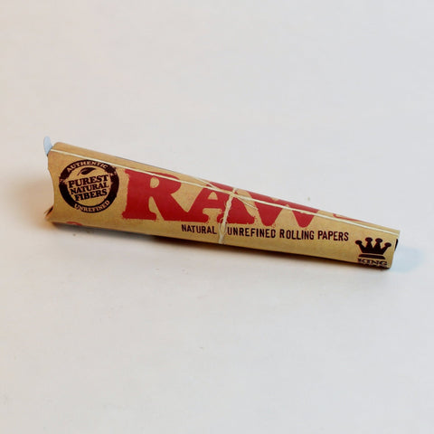 RAW Classic Cones King Size - (1  pack)