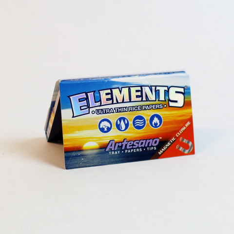 "Elements Artesano 1 1/4"" - (50 per book)"
