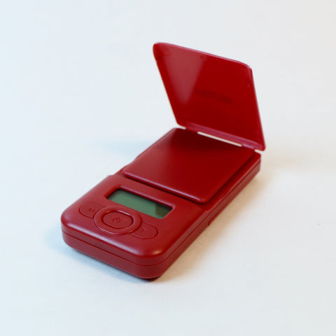 AWS V2 Scale 600g x 0.1g - Red