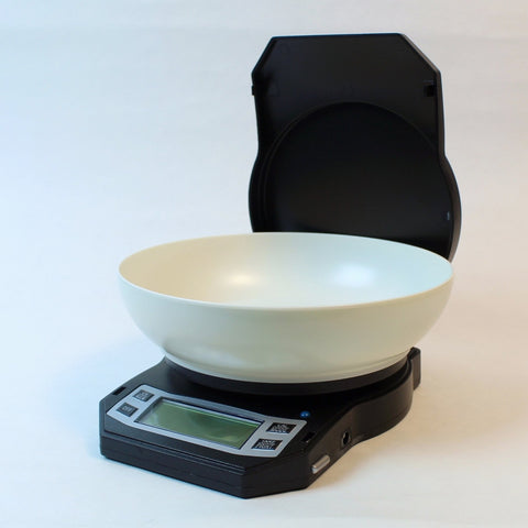 AWS Bowl Scale 2000g x 0.1g - White