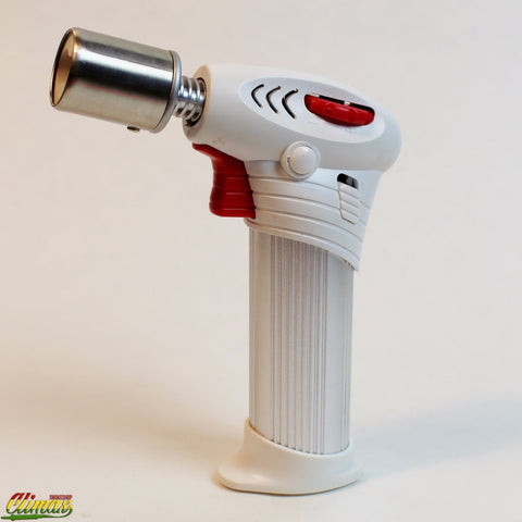 Multi Purpose Torch - Silver/White