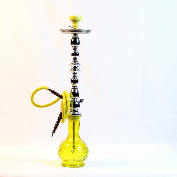 Will's Hookah - Yellow