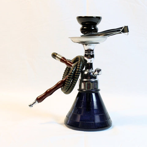 Will's Hookah (Small) - Black