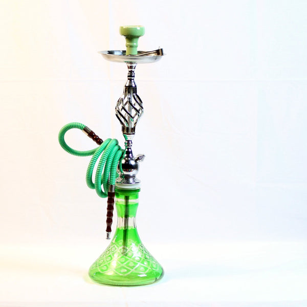 Will's Hookah - Green