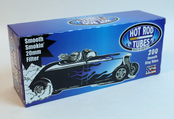 Hot Rod Tubes - Smooth King (200 pack)