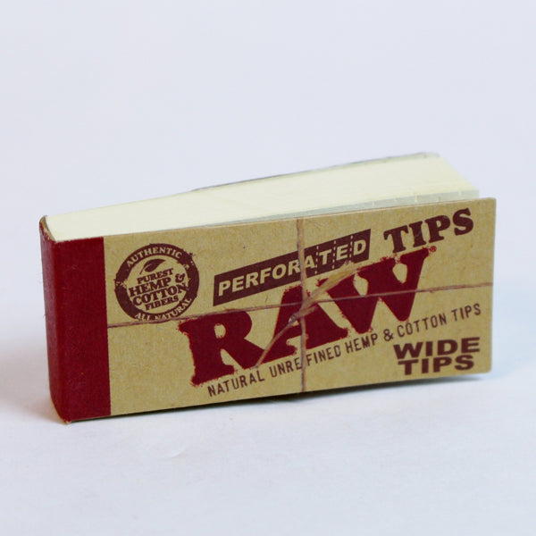 RAW Tips - Wide Perforated