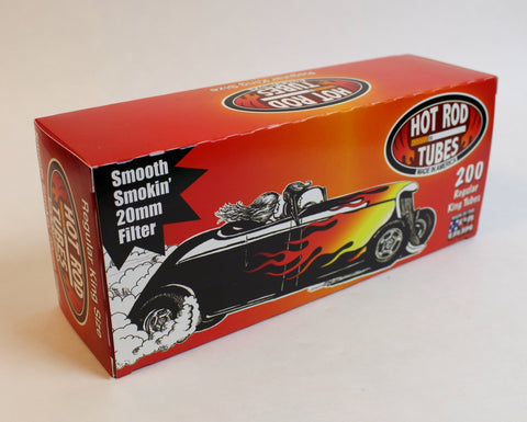 Hot Rod Tubes - Regular King (200 pack)