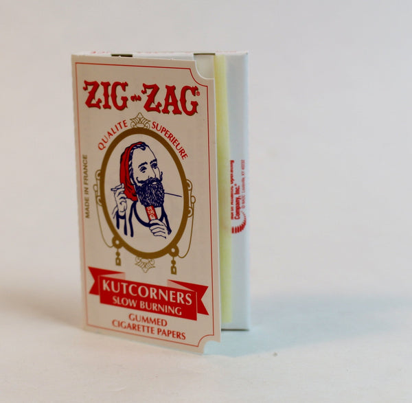 Zig-Zag Single Wide Kutcorners - (32 per book)