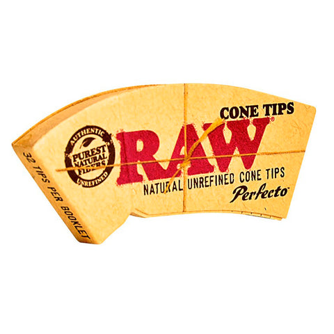 Raw Tips – Cone Tips