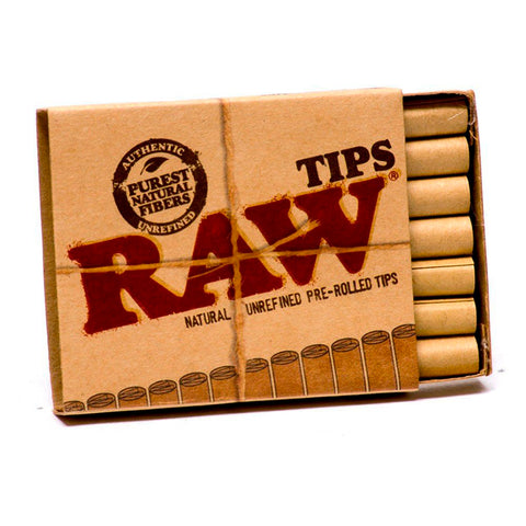 Raw Tips - Pre-rolled