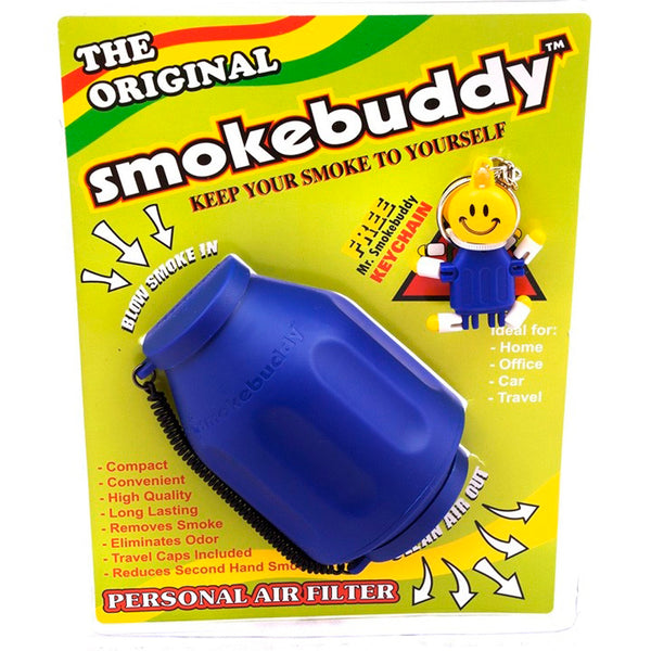 Smokebuddy Original Blue