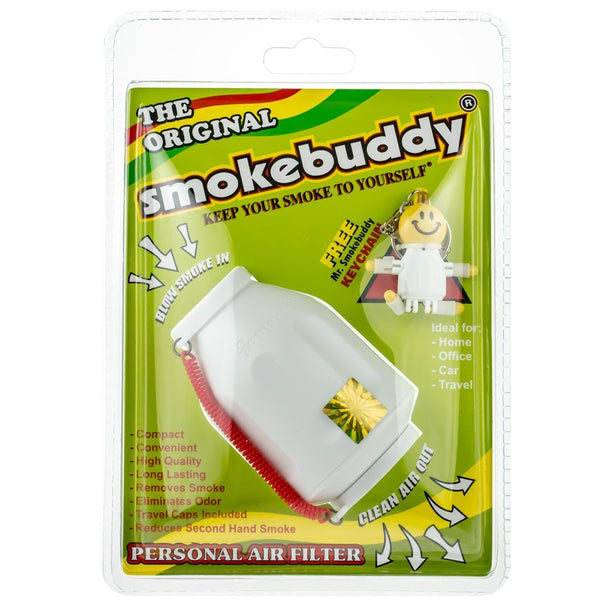 Smokebuddy Original White