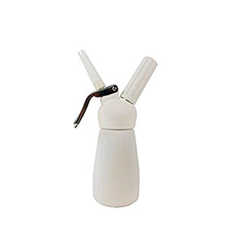 Whiprite Whip Cream Dispenser 1/2 Pint - White
