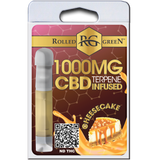 Rolled Green™ Tincture - CHEESECAKE