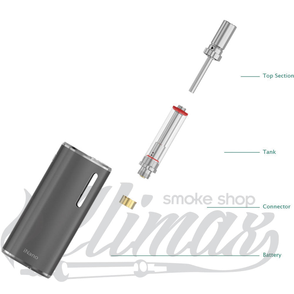ELeaf - iNano Kit 650mAh - Climax Smoke Shop