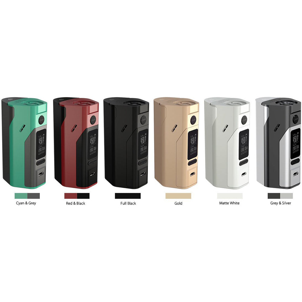 Wismec Reuleaux RX2/3 Mod with Variable Temperature Control Function - Climax Smoke Shop