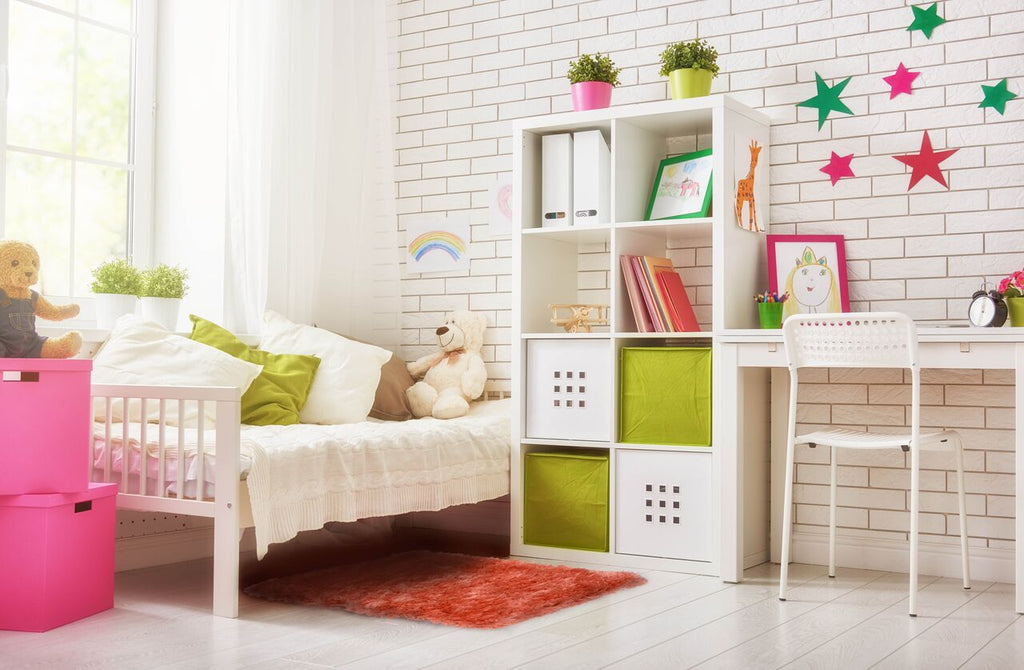 Fun Decorating Tips for Kids' Rooms
