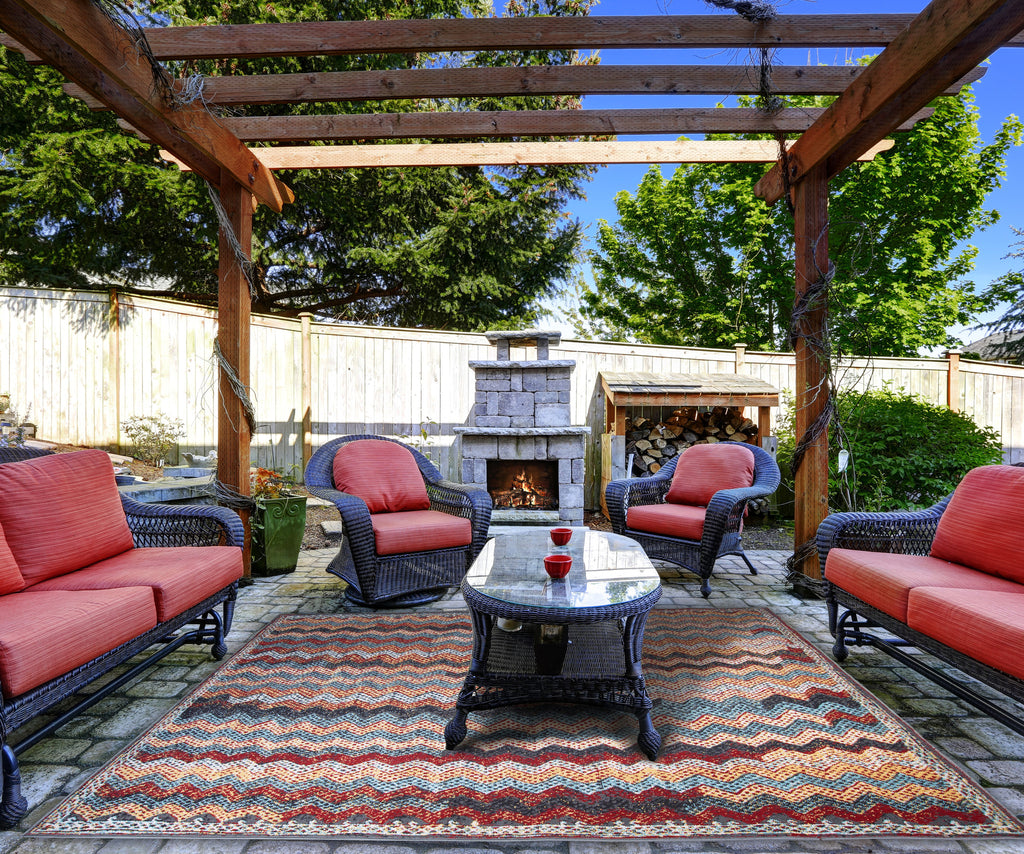 Outdoor Rugs Getting Your Deck Or Patio Ready For Summer Sohome