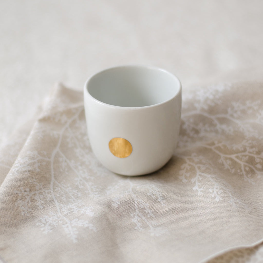Minimal cups, several variants and sizes Cup - artisan handmade porcelain wedding gift tableware Boya Porcelain  dinnerware