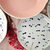Breakfast set for two. coffee set - artisan handmade porcelain wedding gift tableware Boya Porcelain  dinnerware