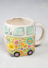 Folk Art Mugs - Candle Queen Candles