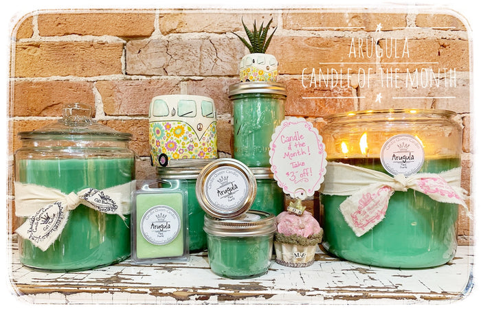 Melter ~ Candle of the Month