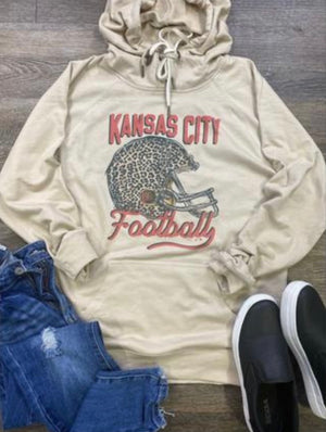 Only have XL!! Kansas City vintage thin hoodie