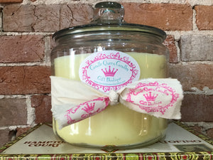 Middle Mama Apothecary Candle - Candle Queen Candles