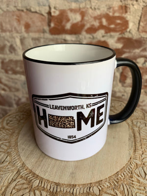 Leavenworth Mug - Candle Queen Candles