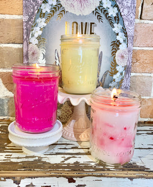 Pint Candle (16 oz) $16.50 - Candle Queen Candles