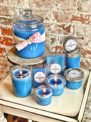#CalmQuarantine Collection - Candle Queen Candles