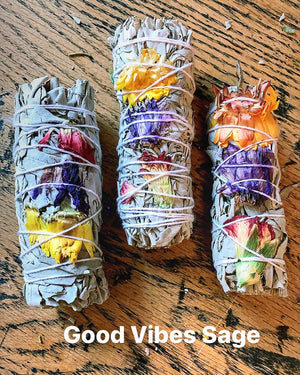 Dried Sage Bundles - Candle Queen Candles