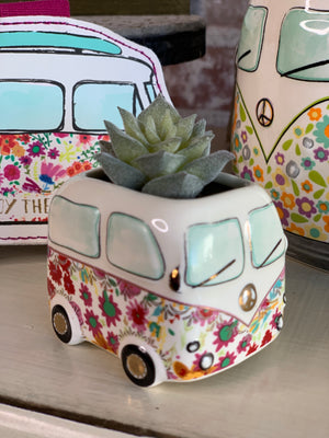 Groovy Hippie Van Set - Candle Queen Candles
