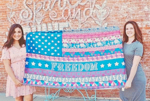 Freedom Flag Tapestry