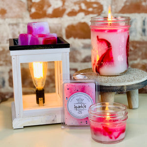 Sparkle Warmer Set