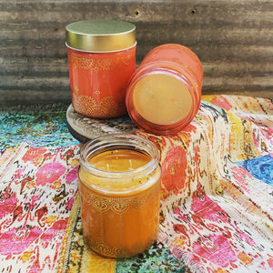 Moroccan Jar Candle