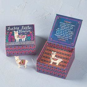 Llama Lucky Charm - Candle Queen Candles