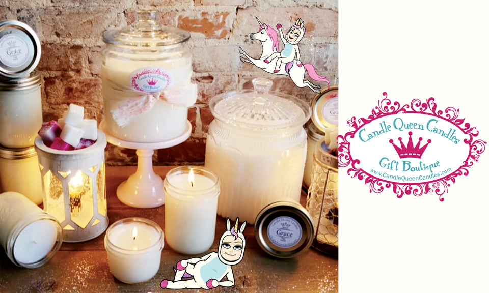 Royal Court of Scents - Candle Queen Candles