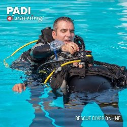 Rescue Diver eLearning - (Digital Certification Pak)