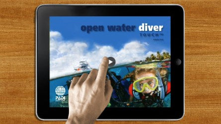 Open Water Diver Touch (Digital Certification Pak)