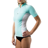Women's Short-Sleeve Lavaskin Top