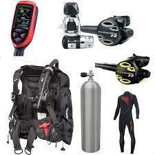 Dive Package- Rental