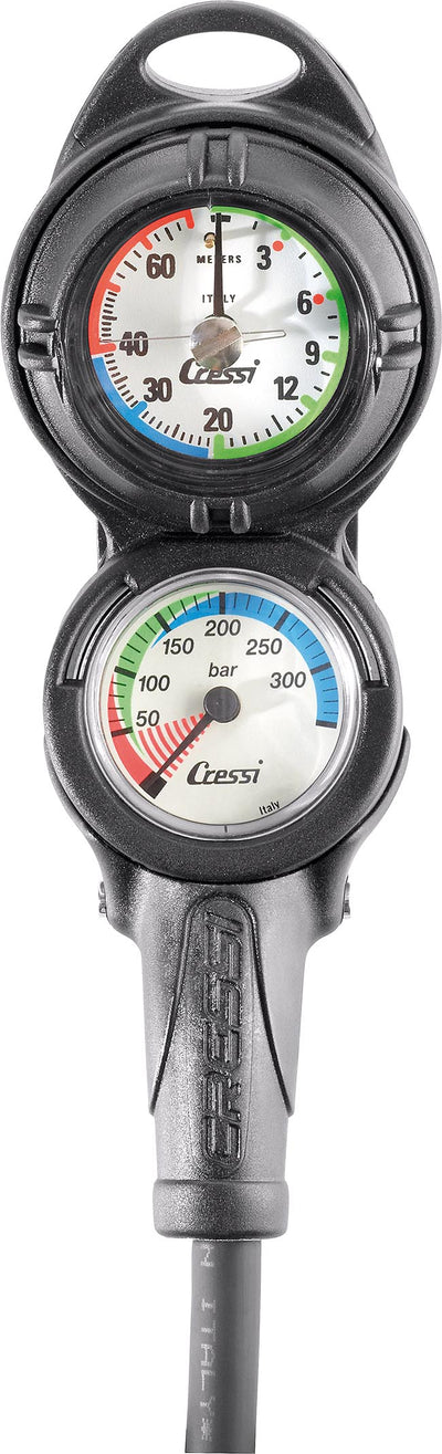 CONSOLE PD2 (Pressure gauge+ Depth gauge)