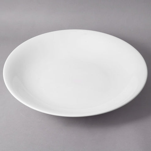"White Coupe Bowl, 16""  72oz."
